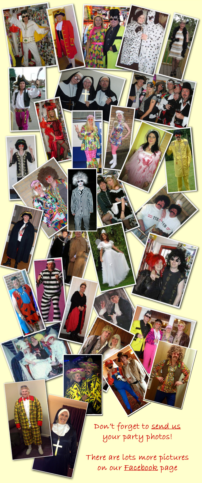 Jollyjesters Fancy Dress Hire & Sales